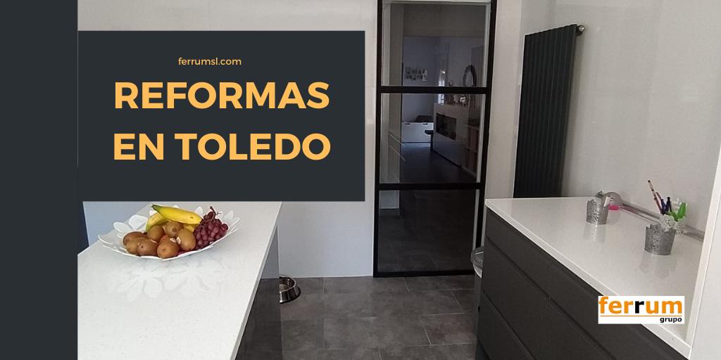 Empresa de reformas en Toledo